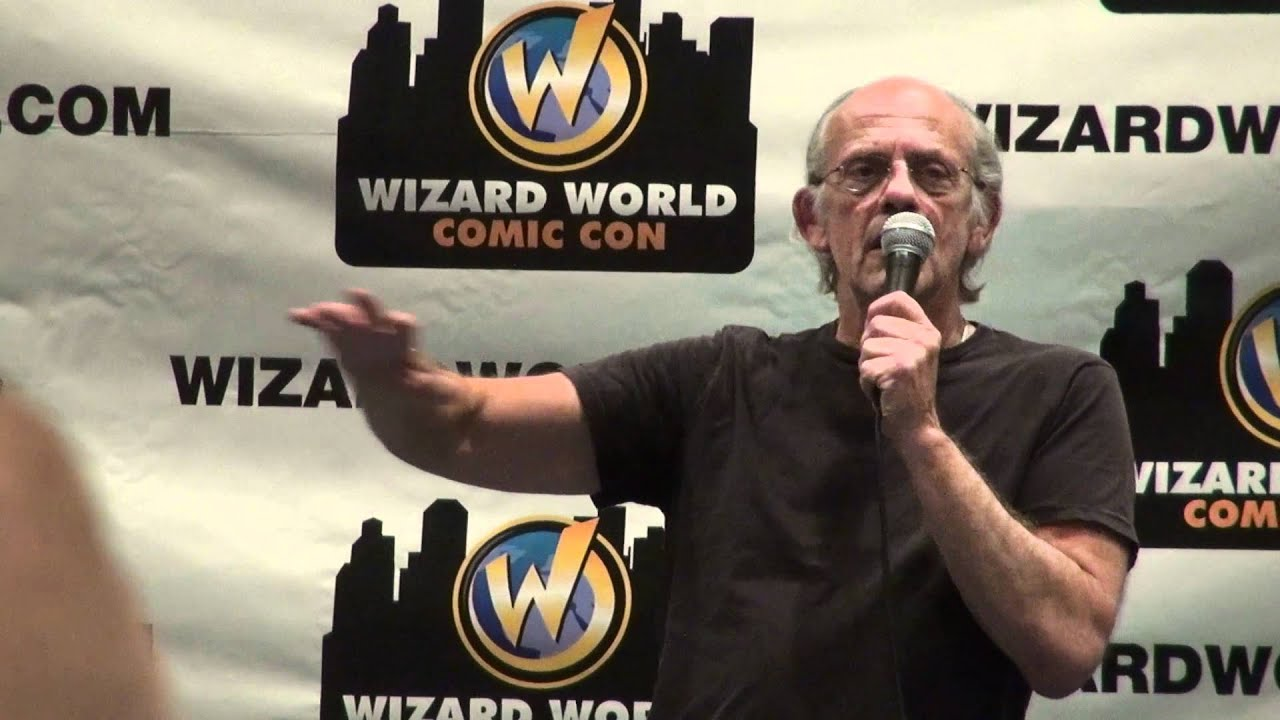 Christopher Lloyd On Who Framed Roger Rabbit - YouTube