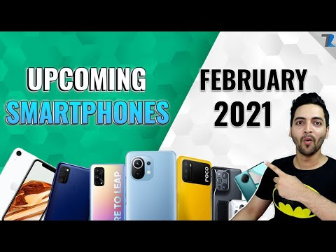 Top 10 Upcoming GARMA GARAM? Smartphones To Launch In India [February 2021]