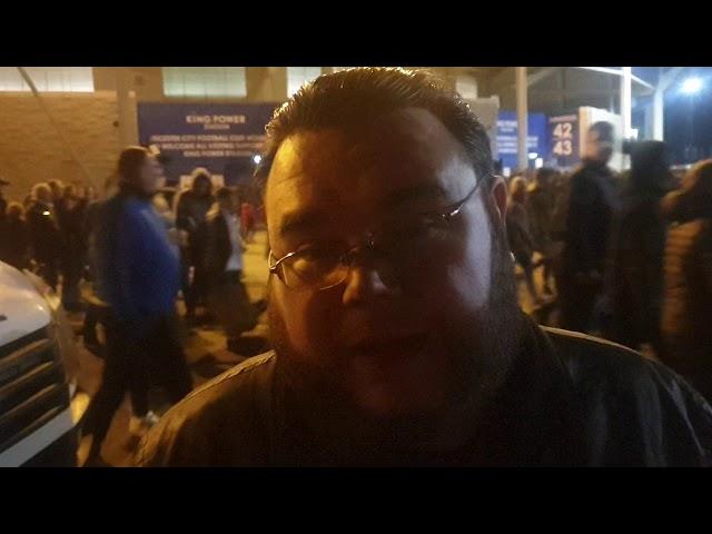 Leicester City 2 - 1 Everton