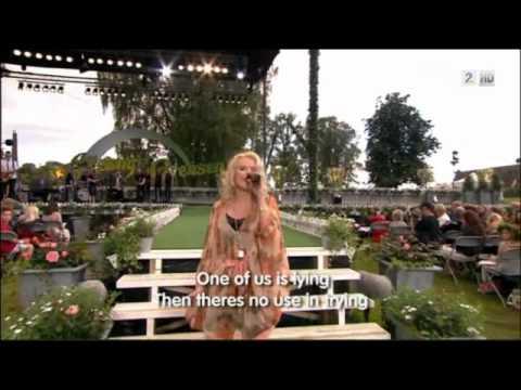 Yohanna - Is it true (Allsang på grensen 2012) - Jóhanna Guðrún