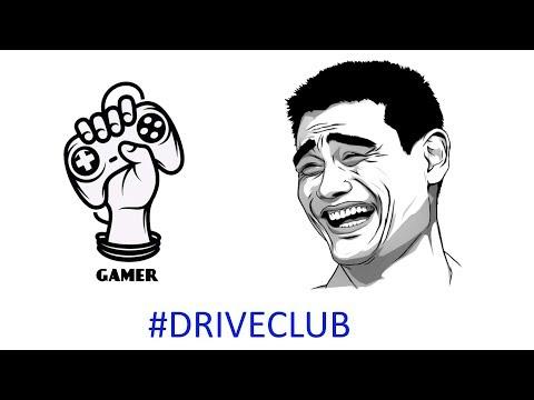 Постеры для игр! PS4 DriveClub