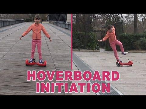 [JOUET & VLOG] Premiers pas avec un hoverboard - Studio Bubble Tea unboxing hoverboard