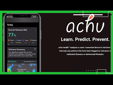 achu health provides analysis of your digital health data thumbnail