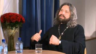 Игумен Евмений и Свами Вишнудевананда Гири В присутствии Беседа 3