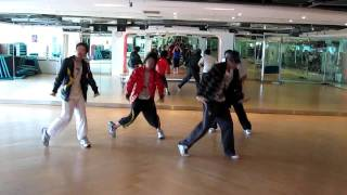 Craig David - Insomnia Dance ( Boy Group)