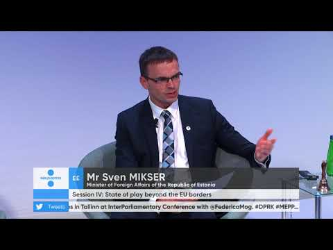 Session IV: State of play beyond the EU borders