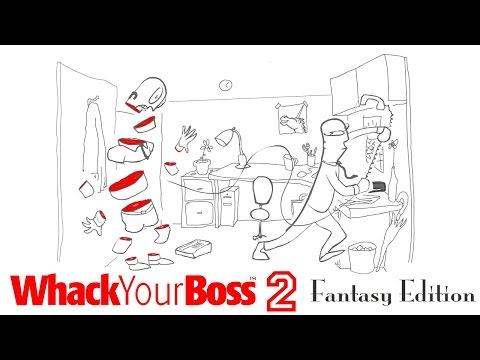 Whack Your Boss 2 Fantasy Edition