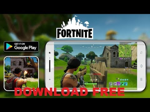 fortnite mobile android free download apk