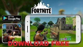 FORTNITE MOBILE ANDROID Download - Fortnite Android APK FREE