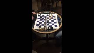 Jeff v. Dharmawan, La Scala Cafe blitz chess(, 2016-12-09T15:55:39.000Z)