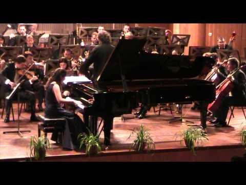 Saint-Saens - Piano Concerto No. 2 Op. 22, 2nd movement