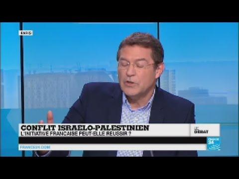 Conflit israélo-palestinien : l'initiative française peut-elle réussir ? (Partie 2)
