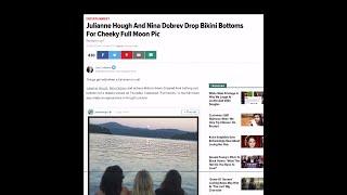 Nina dobrev and julianne hough full moons