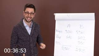 Professor Cardigan Schools Us on the Value of Benefits