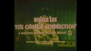 THE CHINESE CONNECTION. 1972