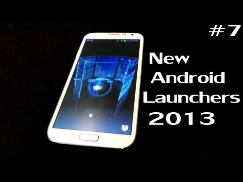 Best Android Launchers 2013 (New Launchers) : Review #7