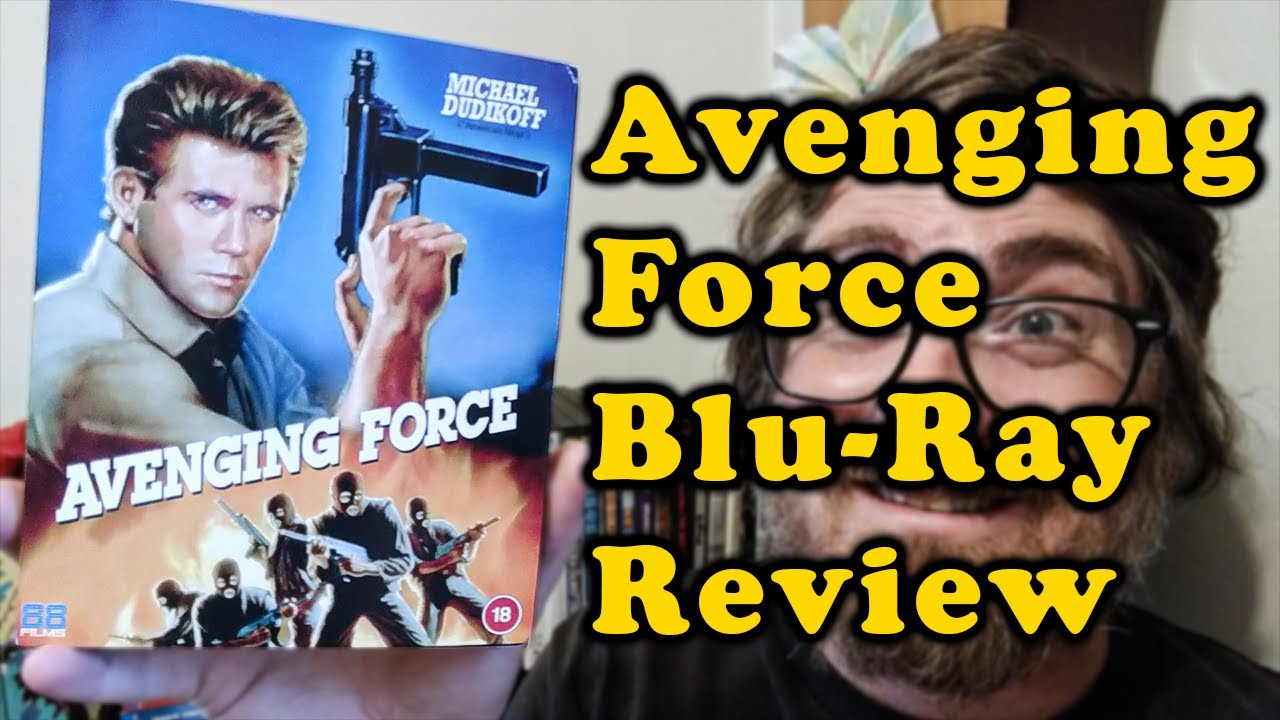 Download Avenging Force 88 Films Blu-ray Review   Cult Classic 80s Grindhouse From Cannon
