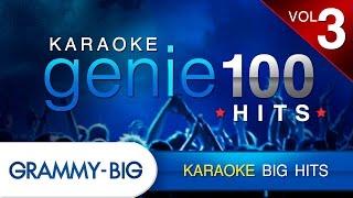 KARAOKE BIG HITs : คาราโอเกะเพลงฮิต Vol.3 (Genie 100 Hits)