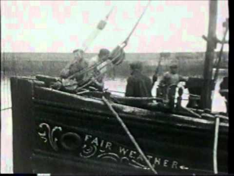 Anstruther Herring Fleet 1935 Part One