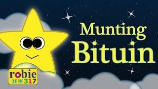 Munting Bituin Animated | Twinkle Twinkle Little Star Tagalog Nursery Rhymes