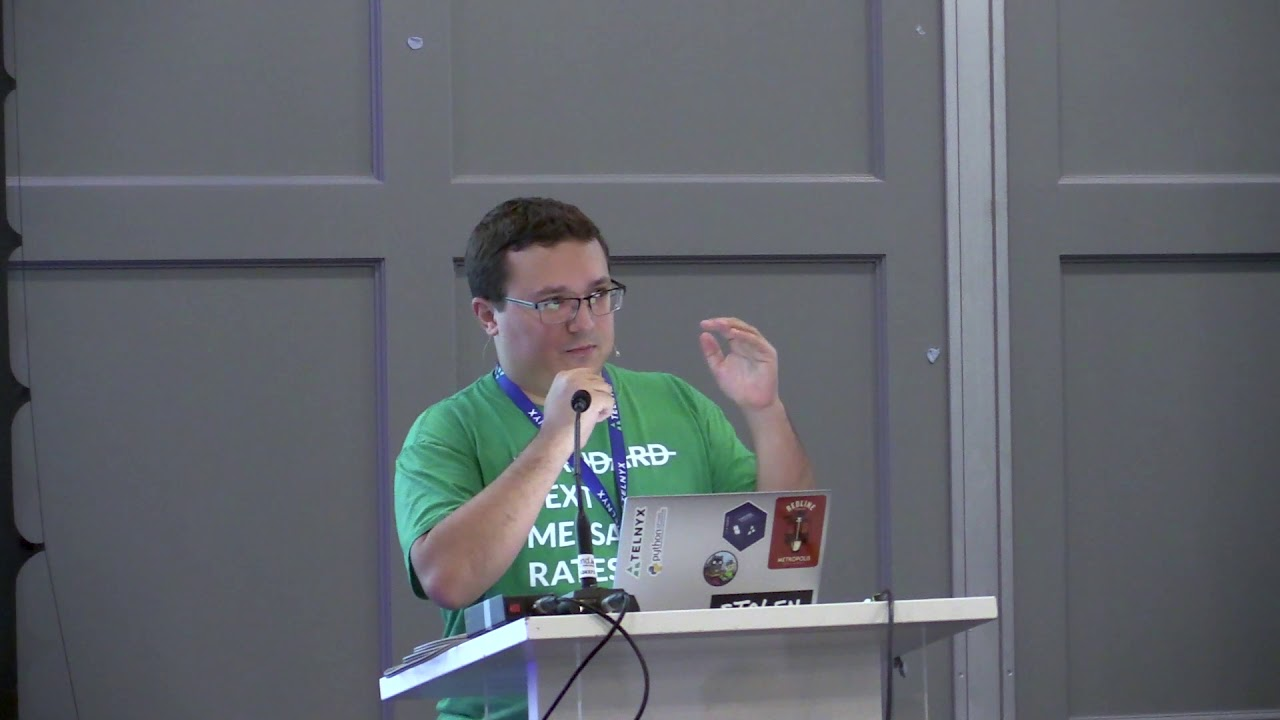 Image from PyCon Ireland 2019 - Keynote: What Are Magic Methods? - Nick Timkovich