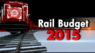 rail budget 2015 16