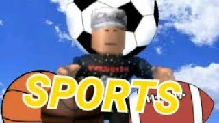 PLAYING HYPED SPORTS IN ROBLOX