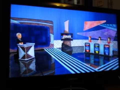 Jeopardy! Nintendo Wii U Tournament Of Champions: Semifinal