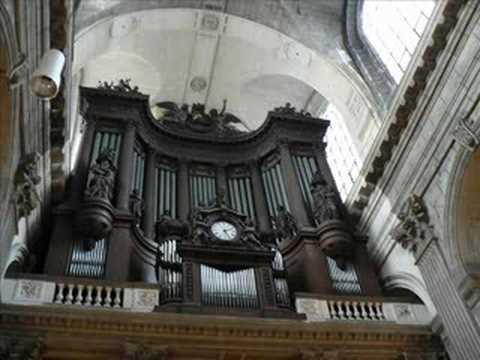 Handel - Samson Overture for Organ