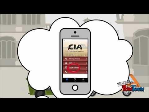 Make a Claim Using the Copeland Insurance App