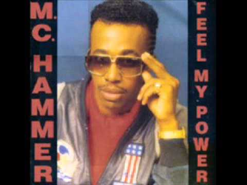 MC HAMMER - FEEL MY POWER 1987 [DISCO COMPLETO]
