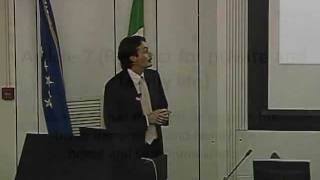 S. Ricci (The legal aspects of data control)