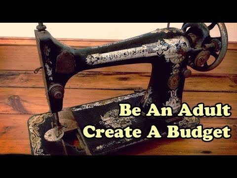 Scavenger Life Episode 361: Be An Adult, Create A Budget