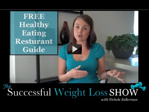 Most healthy fast food + FREE RESTAURANT GUIDE!
