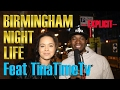 BIRMINGHAM NIGHT LIFE Feat TinaTimeTV - Public Interviews