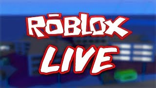 Random roblox game livestream! 8 #
