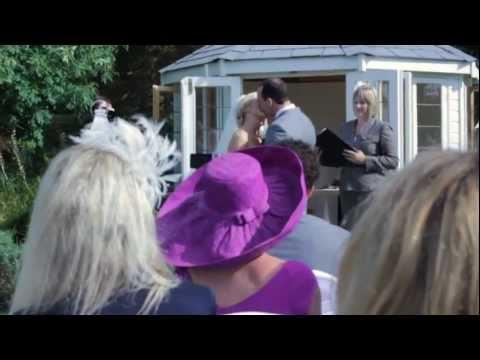 Adam Phillips & Karen Romaine wedding