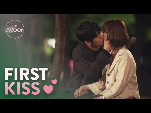Han Ji-min And Jung Hae-in Kiss For The First Time 🙂 | One Spring Night Ep 9 [ENG SUB]