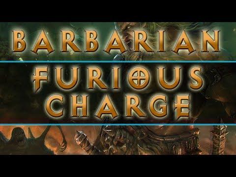 Diablo 3 Barbarian Build Season 16 IK Charge Patch 2.6.4 Guide