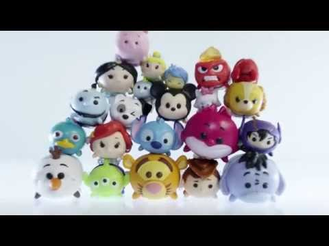 Tsum Tsum Marvel and Disney Moon Commercial