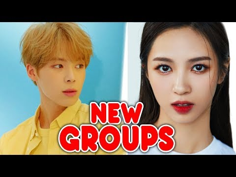 K-Pop New Groups Debut in 2019 PART2 - (The New Generation is coming)