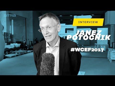 WCEF2017 Interview: Janez Potocnik