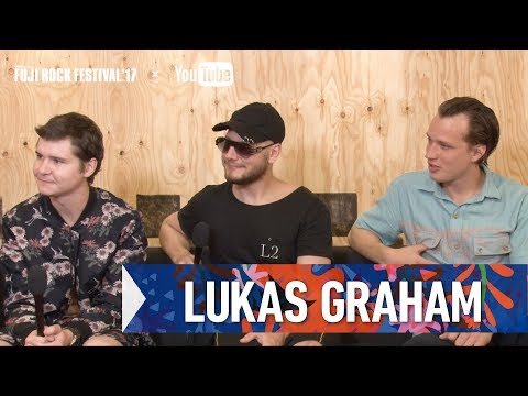 LUKAS GRAHAM FRF'17 DAY3 INTERVIEW