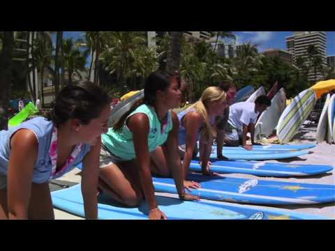 Aqua Kids - Hawaiian Culture -Canoe Sailing,Surfing and Hula