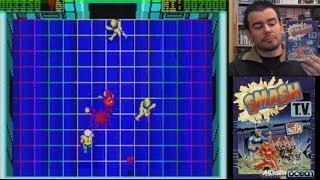 Memorias Spectrumeras 23 - SMASH TV (ZX Spectrum)   Conversión del arcade