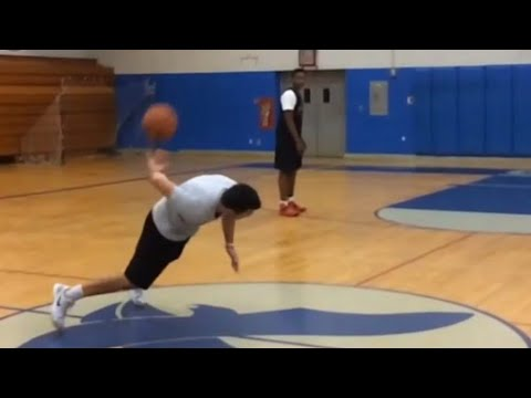 ANAZING NBA TRICKSHOTS (MUST WATCH)