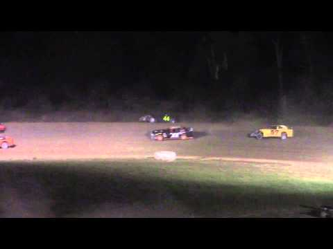 Muskingum County Speedway SS Feature 8-28-15