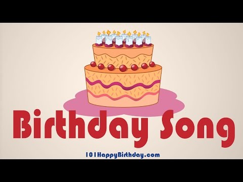 The Best Birthday Song Ever!