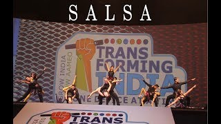 group salsa dance performance delhi india mumbai zenith dance troupe