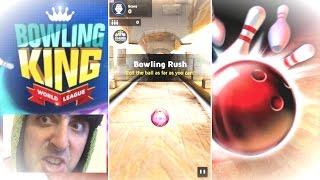 Bowling Rush on Bowling King!